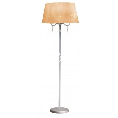 Торшер Арнеджио персик,3 лампы