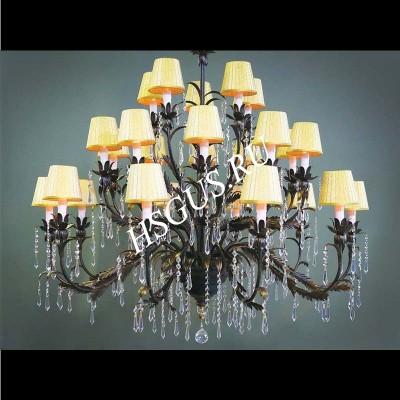 Люстра Серия: Ригонда 25 ламп
