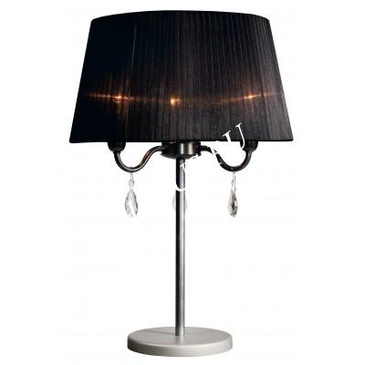 Арнеджио черный,3 лампы