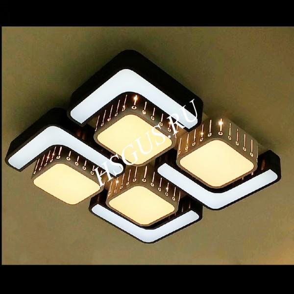Светодиодная потолочная люстра LED - 0023