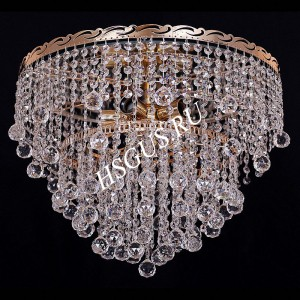 Карина 5 ламп № 1 Конус- Шары