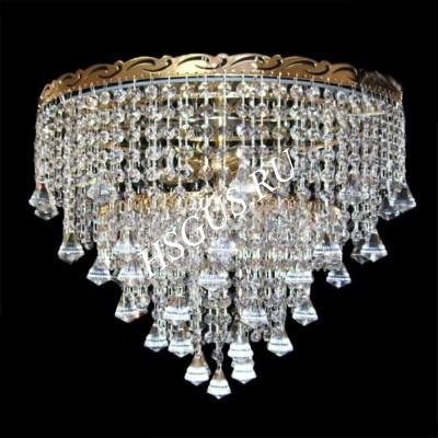 Капель 5 ламп № 1 Конус- Шары