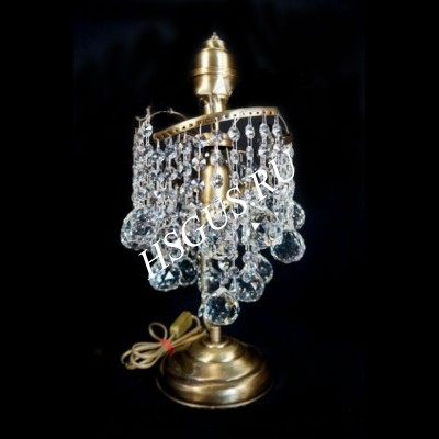 Настольная лампа Виноград Шары (40)