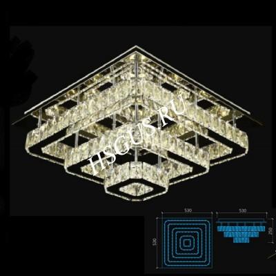 Светодиодная LED 2200004 люстра