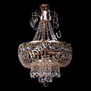 Капель 5 ламп подвес -001