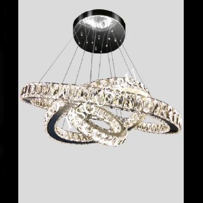Светодиодная люстра с подвесом LED -0062