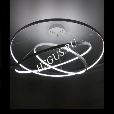 Светодиодная люстра с подвесом LED-0048