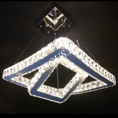 Светодиодная люстра с подвесом LED -0054