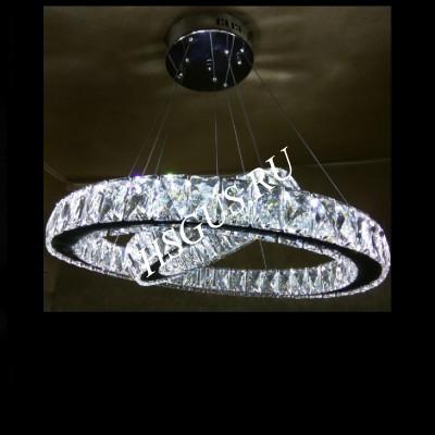 Светодиодная люстра с подвесом LED-0050