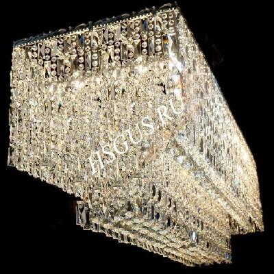 Прямоугольник 1500*500мм Конус